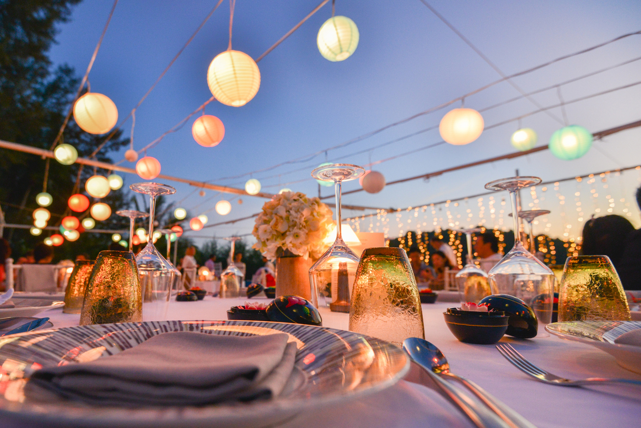 Key questions to ask when booking your venue